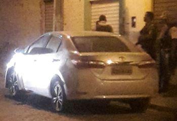 Corola foi tomado próximo a Ponto Novo e deve ter chegado a Queimadas por estrada vicinal.