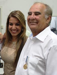Ferreirinha disse que na vida pública acredita na renovação, mas que seja através da juventude, citando inclusive o exemplo de Edylene que segundo ele, tem realizado um trabalho exemplar na Câmara.