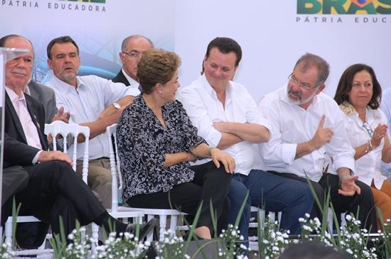 Marcelo Nilo especialista em números confirmou para a presidente.