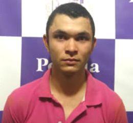 Felipe Peixoto, comparsa do sequestrador, foi preso.