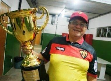 Antônio Pena praticamente projetou o coiteense Vandick para o futebol profissional, hoje um dos maiores ídolos do Paysandu de Belém do Pará.