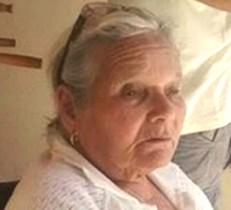 Alberina Dias Matos tinha 79 anos e morreu após engolir um palito de dente