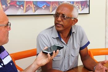 Elizeu Tolentino - Ex vereador e ex-secretário municipal mantém grande força política no município.