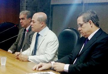 Recondução de Joseildo foi por unanimidade.