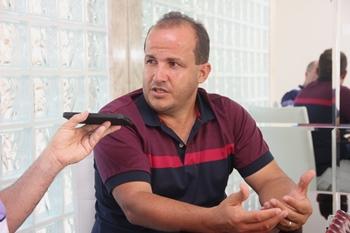 Empresário bem sucedido quer levar experiência para a gestão pública.