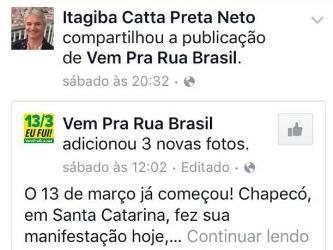 Juiz que suspendeu nomeação de Lula fez postagens contra o governo