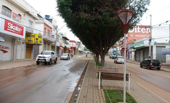 avenida Rui Barbosa-Euclides da Cunha