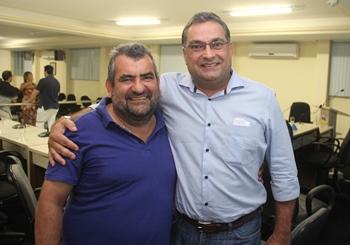 Luciano Araújo afirmou que o Solidariedade tem um nome em Coité para prefeito, e este é Robson Cedraz.