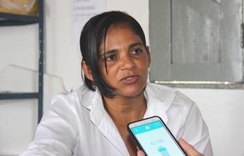 Maria José disse que a gestão de Zé Hamilton merece continuar depois de tantas conquistas.