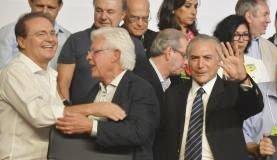 Atual vice-presidente Michel Temer é o principal líder pmdebista.