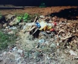 Terreno da casa onde vivem mãe e filha tinha recipientes que acumulam água.