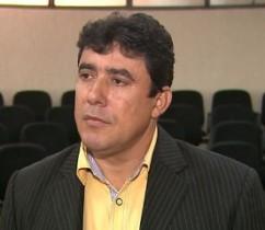 O  vereador Antonio Eurípedes da Silva, de Guaíra.