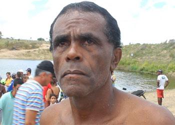 Com toda sua experiência de resgate de corpo em aguadas, Zé Preto disse que o mérito é de todo grupo.