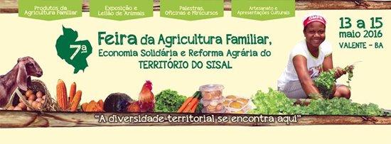 FEIRA DA AGRICULTURA FAMILIAR DE VALENTE