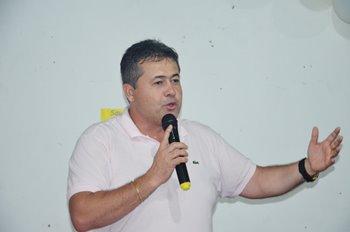 Alex da Piatã tem ampliado suas bases e disse está firme no apoio aos candidatos de oposição de Itaparica.