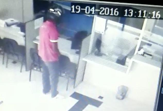 assalto em serrinha