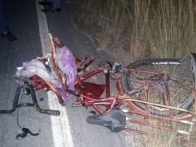 Perícia aponta que ciclista foi atropelado de forma traseira, diz polícia