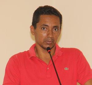 Presidente do Sindicato Valdex