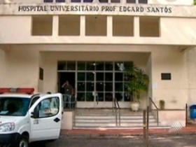Hospital das Clínicas, em Salvador, na Bahia.