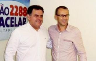 João Bacelar promete apoiar Edinho contra o PT, mas só em Itiúba.