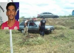 Vítima foi morto enquanto dirigia.