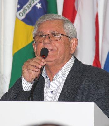 Jorge Andrade eleito em 2012 pelo PP (11) vai em busca a reeleição pelo PSD (55)