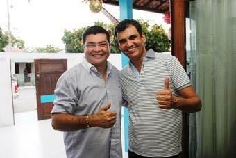 Marcinho disse está firme na parceria PP que dirige com o PSD de Junior do Max e os demais partidos da coligação.