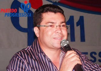 Marcinho goza de muito prestígio com o PP estadual, de maneira especial deputado federal Mário Junior.
