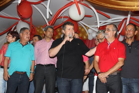 Alex antes no PMDB marchava junto com Ismael, agora no PSD também.