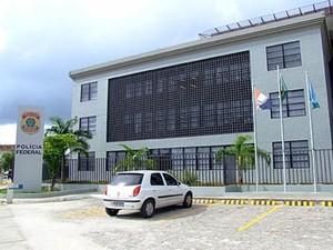 Sede da PF em Alagoas