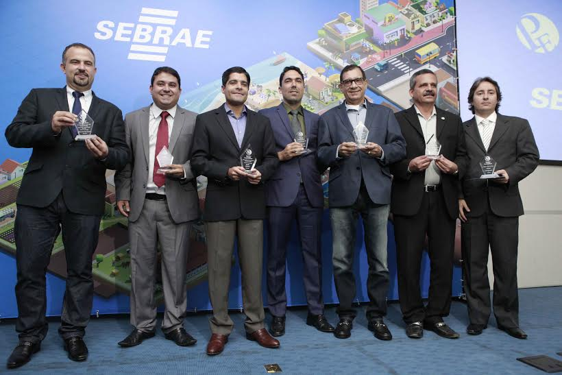 prefeitos vencedores do sebrae -