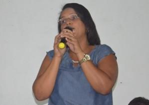 Na eleição passada a professora teve grande votação que lhe credencia a tentar novamente.