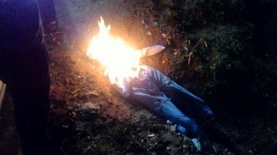 queima de otto - 1