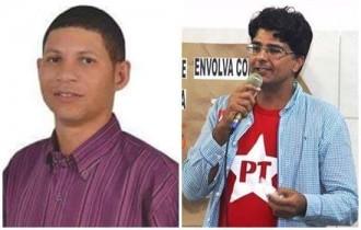 Rene (E) esteve a frente da Sec,da Agricultura, enquanto Danilo coordenou a Comunicação.