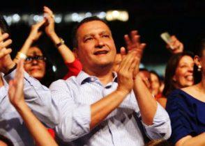 Governador comemora até pela qualidade das seleções que jogarão na Arena Fonte Nova.