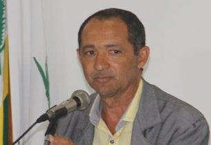 Miraldo Sena [único do PDT continua firme no apoio da situação
