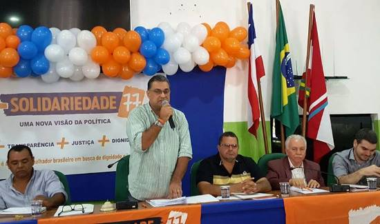 Luciano Araújo garante que o partido vai forte para disputa em centenas de municípios da Bahia