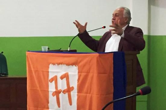 Com grande experiência no meio político como prefeito de Juazeiro de deputado estadual  Joseph Bandeira também ingressou no Solidariedade