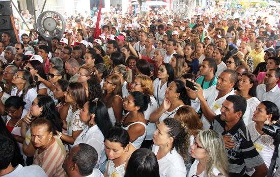 Grande público marcou presença | Foto: Raimundo Mascarenhas