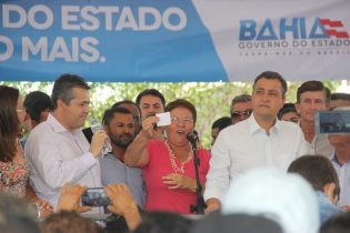 Fátima Nunes também fez importantes reivindicações ao governador