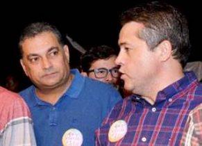 Alex da Piatã e Luciano Araújo firmes no apoio a Ismael