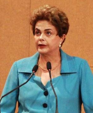 Dilma disse que o governo Temer está desmontando o País