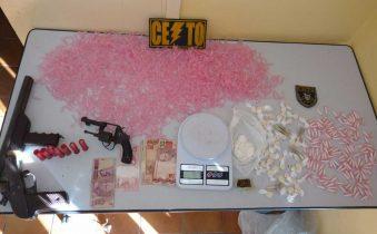 droga encontrada em araci