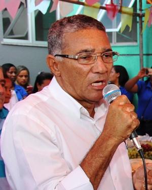 Fernando Nere foi vice de Ribeiro Tavares