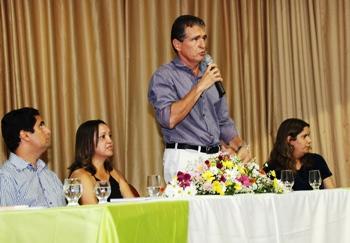 Humberto Miranda - Vice presidente da FAEB
