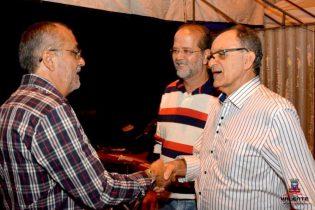 O médico Gelson Carneiro sempre foi considerado o 'fiel' da balança quer Ivanilton na vice