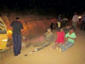 Acidente deixou ao menos 12 feridos, diz polícia
