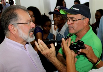 Marcelo Nilo acha que o titilo é mais que justo, por tudo que Dilma fez pela Bahia