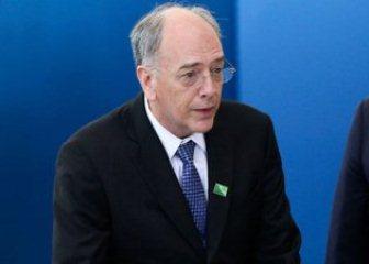 """Empossado hoje, novo presidente da Petrobras, Pedro Parente, disse que influência política na empresa petroleira """"já acabou"""""""