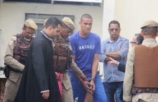 Leonardo está detido no Conjunto Penal de Feira de Santana